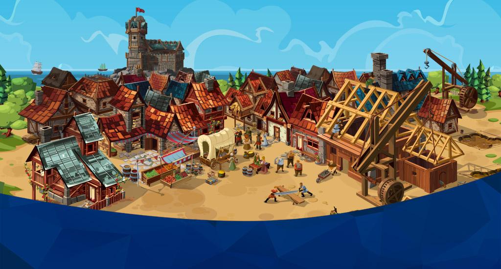 Goodgame Studios - Minecraft empire spielen