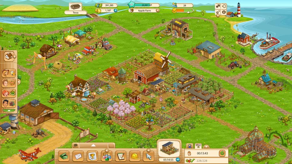 Big Farm - Goodgame Studios