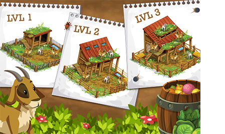 Goodgame Big Farm - Become a successful farmer