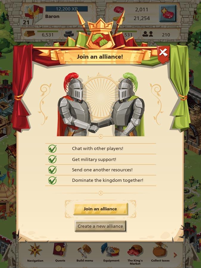 goodgame empire app