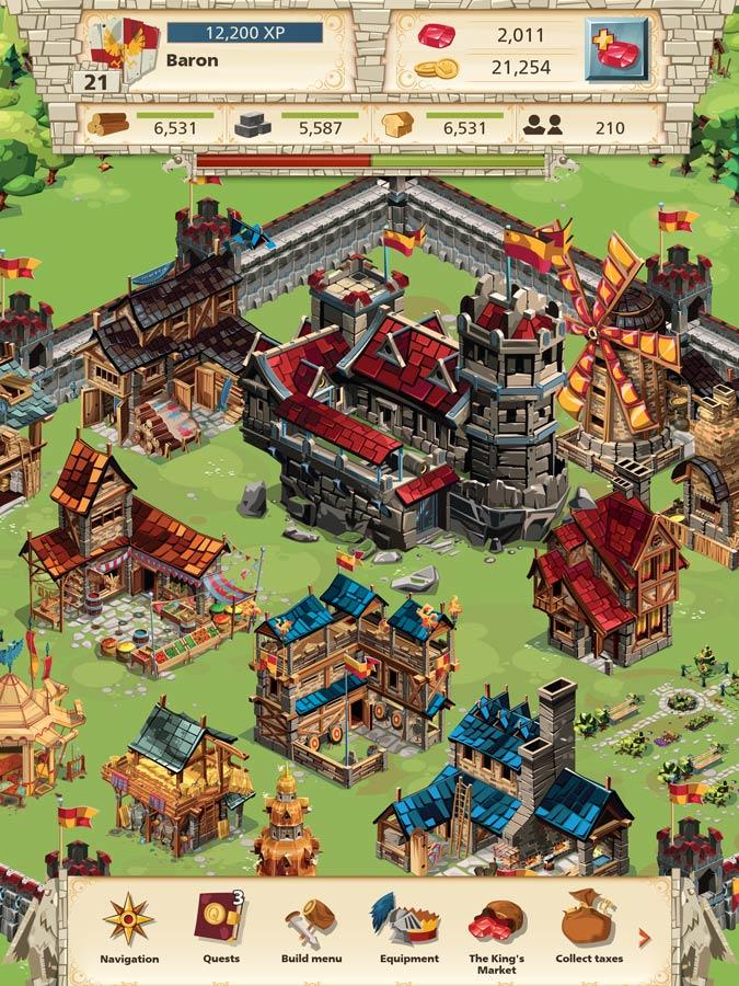 Best Empire Building Games Online