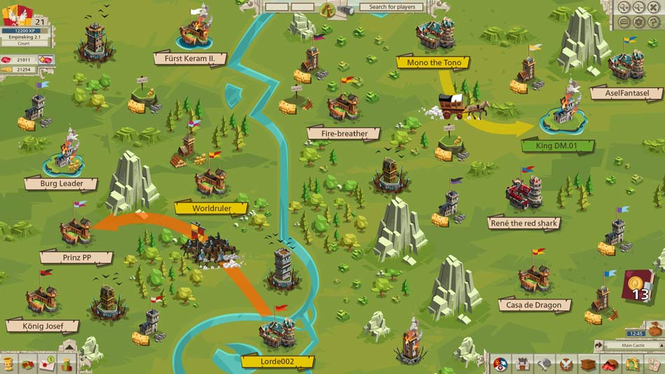 Forge Of Empires Freunde Einladen