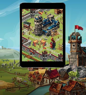 Empire: Four Kingdoms - Goodgame Studios