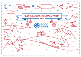 GoodgameXmas - Plan a good christmas party