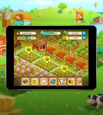 Big Farm: Mobile Harvest | Goodgame Studios