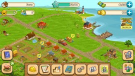 Big Farm: Mobile Harvest_screenshot_farm_water