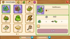 Big Farm: Mobile Harvest_screenshot_farmmenu