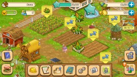Big Farm: Mobile Harvest_screenshot_zoom_corn